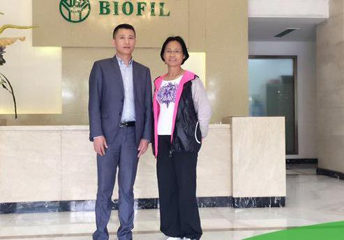精钢覆膜瓦客户案例之广州洁特生物过滤股份有限公司