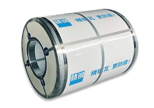 精钢覆膜瓦客户案例之泰兴市海纳锦程弹性纤维有限公司