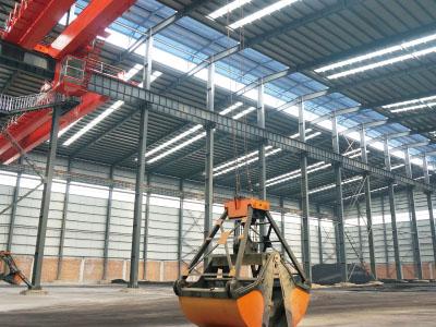 各类钢结构厂房